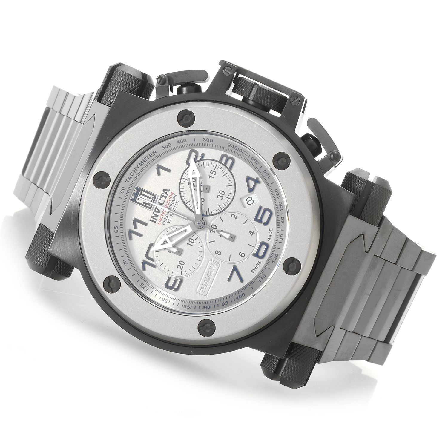 Invicta 14515 Titanium Limited Edition